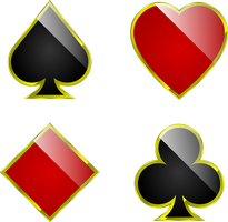 Check out Play Hearts Card Game 25
